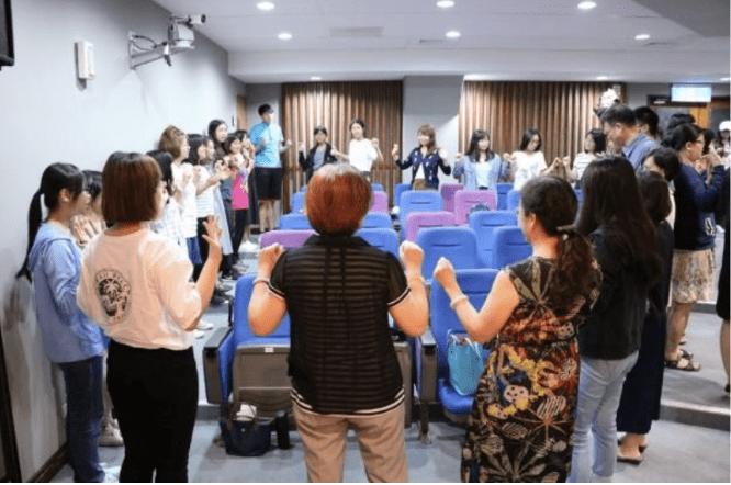 學習與媒材設計學系 清華大學師資培育中心所屬華德福教育中心主任分享